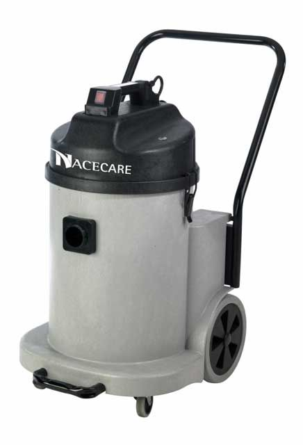 Dry vacuum NDD 900: NDD 900 dry vacuum with kit