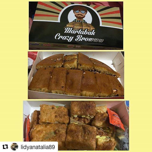 #Repost @lidyanatalia89 with @repostapp ・・・ Ketika lapar di tengah malam, buka aplikasi gojek, dan pesan martabak 😂😅 #martabak #martabakcrazybrowww #sunter #martabaktelur #martabakayam #martabakmanis #martabakcoklatkacangwijen #kacangwijen #coklat #kacang #wijen #ayam #deliverybygojek #gojek #thanksgojek #hungry #yummy #foodie #foodporn #foodlover #100%halal #kuliner #enjoythislife #dosabesar #dosadimalamhari #dosa  Yummery - best recipes. Follow Us! #foodporn