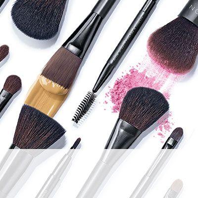 avon pro quality brushes