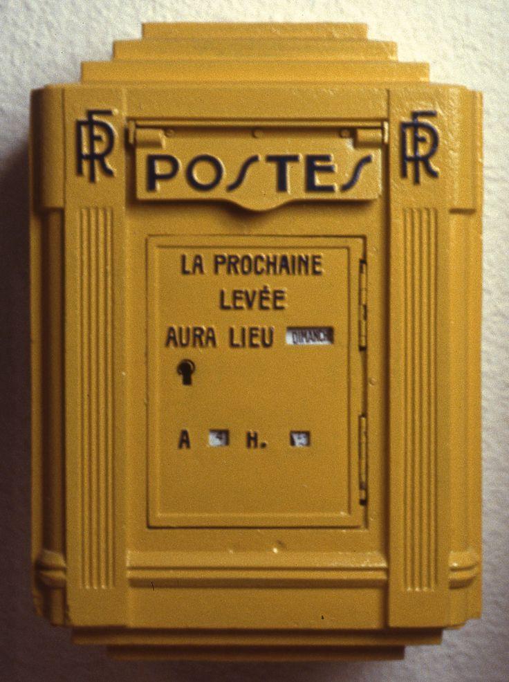 Les 50 meilleures images du tableau bo tes aux lettres sur pinterest adresse bo tes aux - Boites aux lettres la poste ...