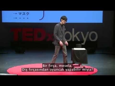 TED Konuşmaları - Orjinal Fikirler Bulmak İçin Bu Oyunu Oynayın