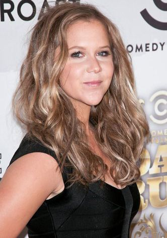 Amy Schumer. She's hilarious!