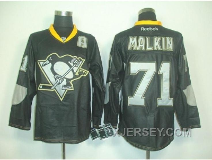 http://www.xjersey.com/nhl-pittsburgh-penguins-71-malkin-black2011-new-discount.html NHL PITTSBURGH PENGUINS #71 MALKIN BLACK[2011 NEW] DISCOUNT Only $50.00 , Free Shipping!