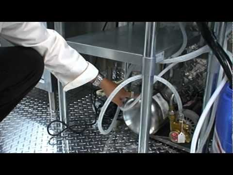 Concession Trailer: Soda Machine - Water Pump - Carbinator. - YouTube