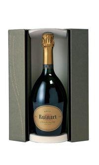 """MyGoodWines - Coffret Champagne Ruinart  """"R de Ruinart"""""""