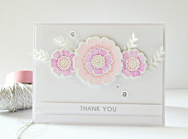 Hi thereCold night here on the farm, so Mum and I are snuggled up inside near the heater, relaxing in front of the TV..I wanted to share a card with you all that I used the Zig Clean Color Real Brush Markers, I ordered these babies online and well I am not sure what happened, but mine almost…