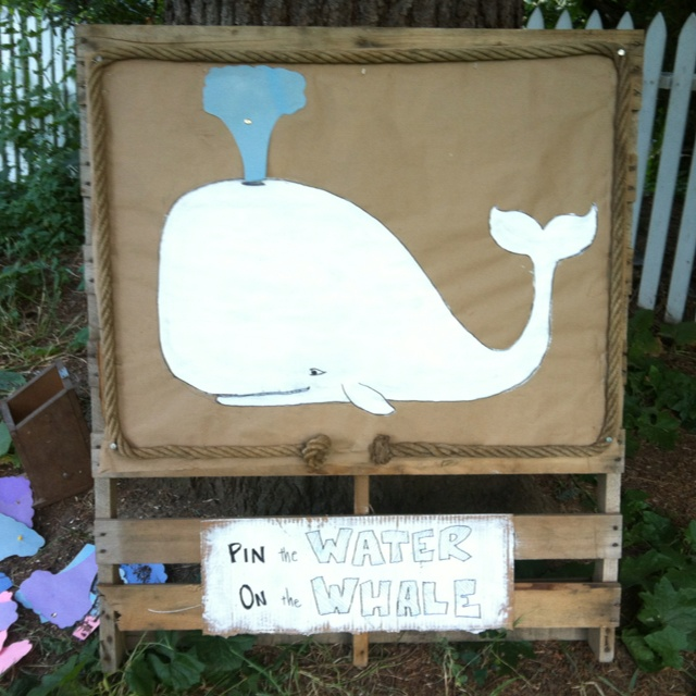 Pin the Whale