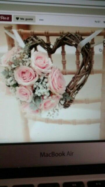 Decoracion sillas novios