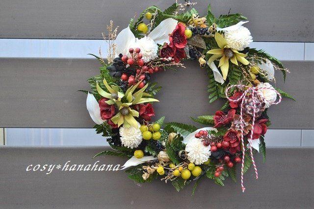和wreath~唐紅からくれない~ - cosy