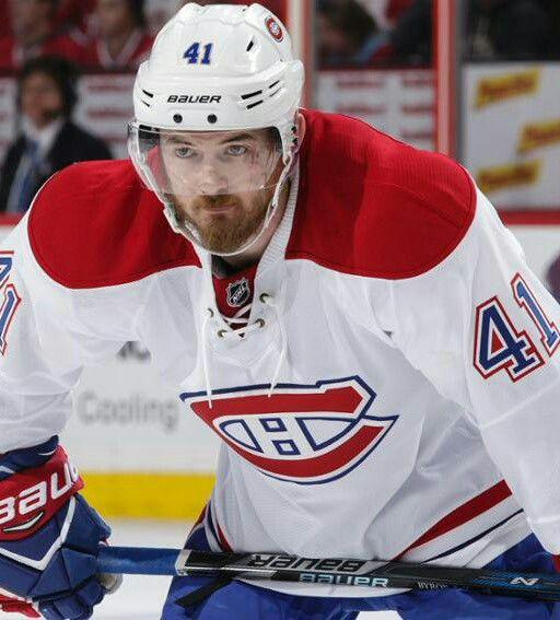 Paul Byron Montreal Canadiens  (NHL.com)