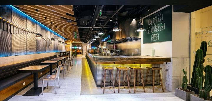 The Mission Fresh Grill by 5 Star Plus Retail Design, Beijing – China » Retail Design Blog