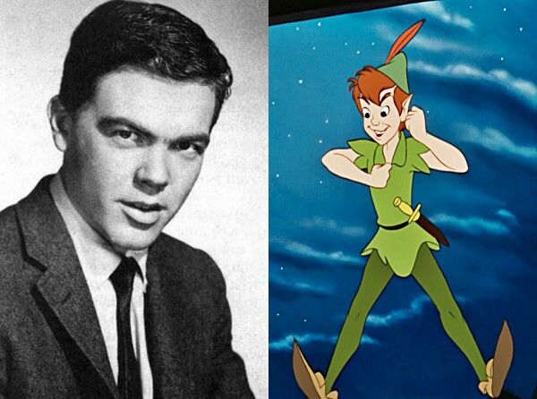 Bobby Driscoll [as Peter Pan] - Peter Pan