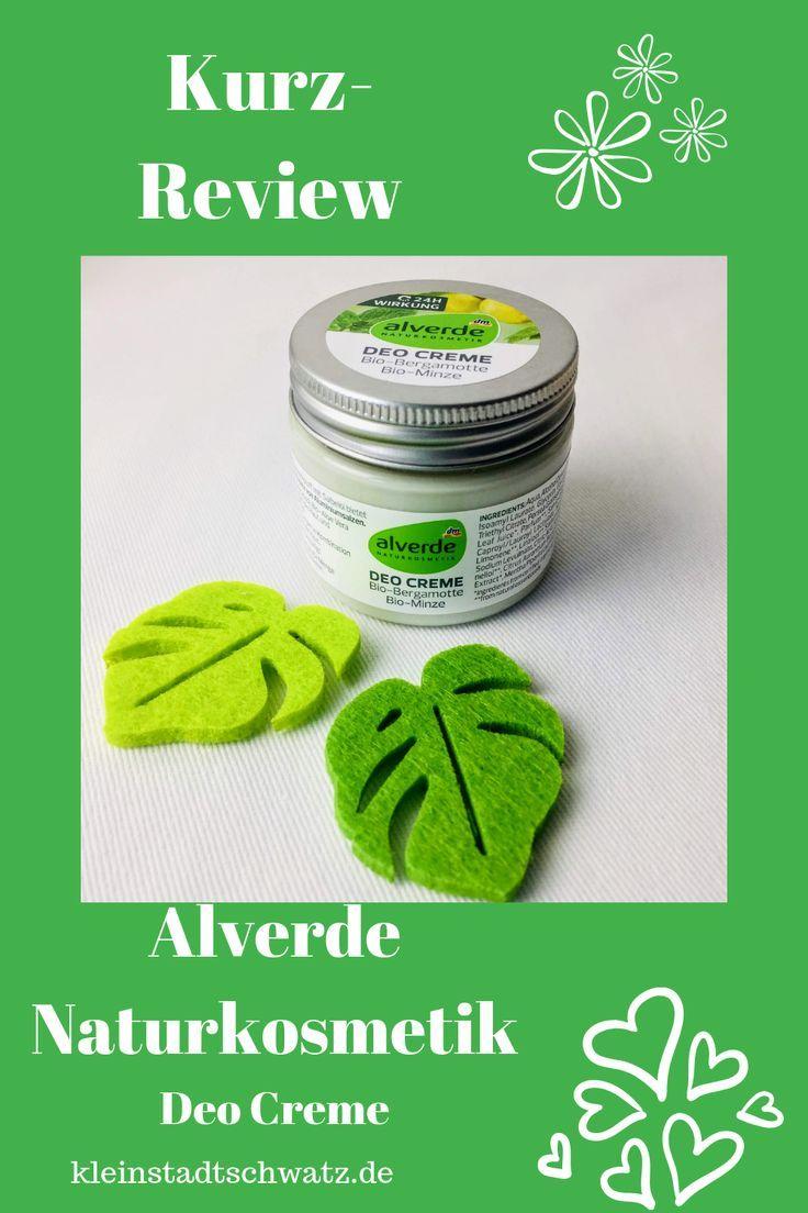 Deo Creme Deodorant Mit Bio Bergamotte Bio Minze Von Alverde In 2020 Deo Creme Naturkosmetik Und Alverde