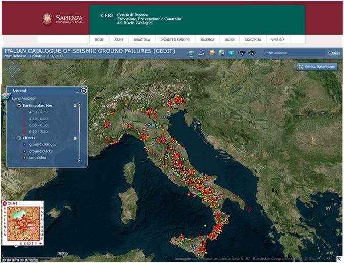 http://www.rollingems.com/ - Autore: Carolina Fortunato - Il territorio italiano è caratterizzato da una notevole sismicità localizzata, in particolar modo, lungo l'arco appenninico, dove si registrano i terremoti più rilevanti che possono raggiungere valori di magnitudo pari anche a settimo grado della scala Richter.