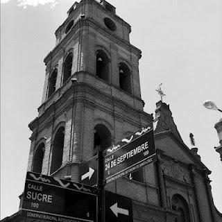 Catedral de Santa Cruz de la Sierra.