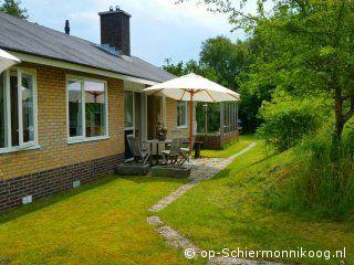 Vakantiehuis Ebeis op Schiermonnikoog