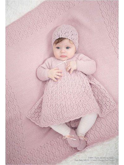 562 best Vestidos niña images on Pinterest | Baby knitting, Babies ...