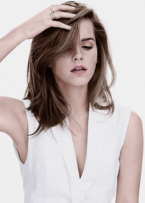 """Emma Watson photographed by Andrea Carter Bowman (original) """