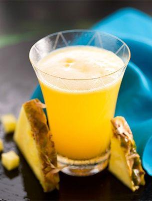 Gyorsan ható ananászos zsírégető turmix | femina.hu