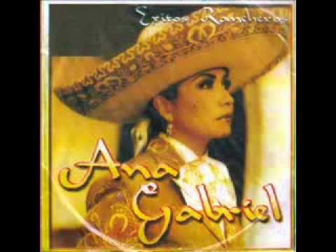 Que Manera De Perder   Ana Gabriel