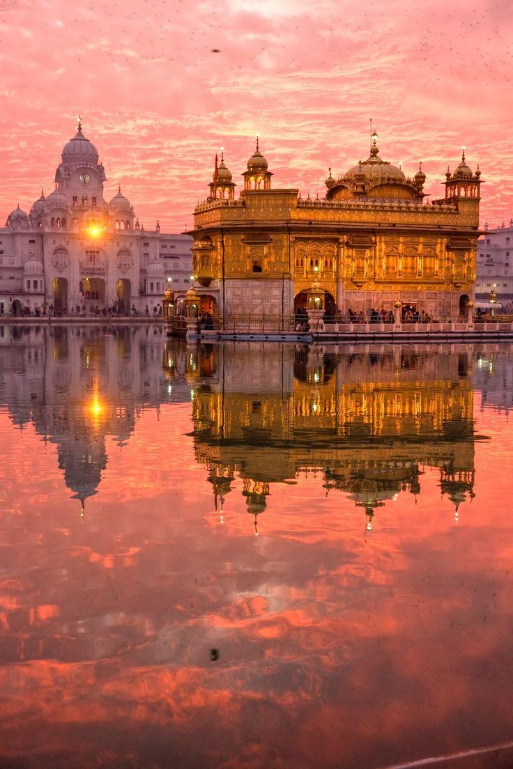 cherjournaldesilmara:  The Golden Temple, Amritsar - India