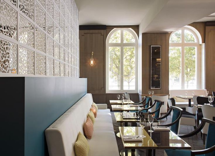 CovetED Victoria 1836 by Sarah Lavoine restaurant