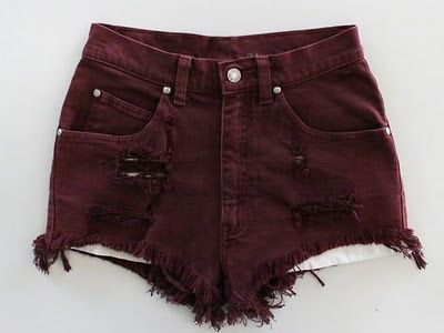 I really like these shorts but I fear that those threads in the middle will make me look like I have a vagina beard.