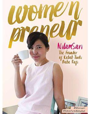 Pengetahuan peluang bisnis online dan offline: Ebook Womanpreneur My Life, My Story, My BabaRafi ...