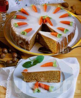 Lajos Mari konyhája - Svájci sárgarépatorta