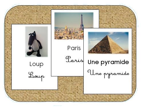 *Lecture: le loup qui voulait faire le tour du monde- global communities - grade 2 Immersion