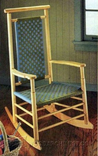 25 best ideas about craftsman rocking chairs on pinterest