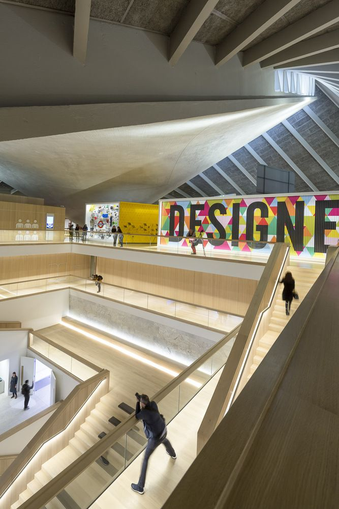 Gallery of The Design Museum of London / OMA + Allies and Morrison + John Pawson - 1