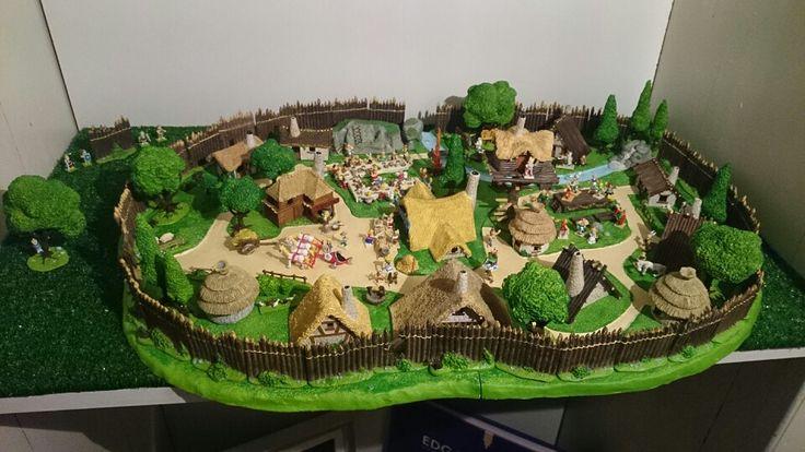 Village Asterix Atlas