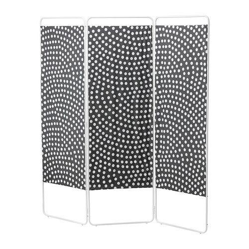 Tete de lit / separation dressing  IKEA - JORDET, Paravent, , Pliant, gain de place.Se nettoie facilement car le tissu est amovible et lavable en machine.