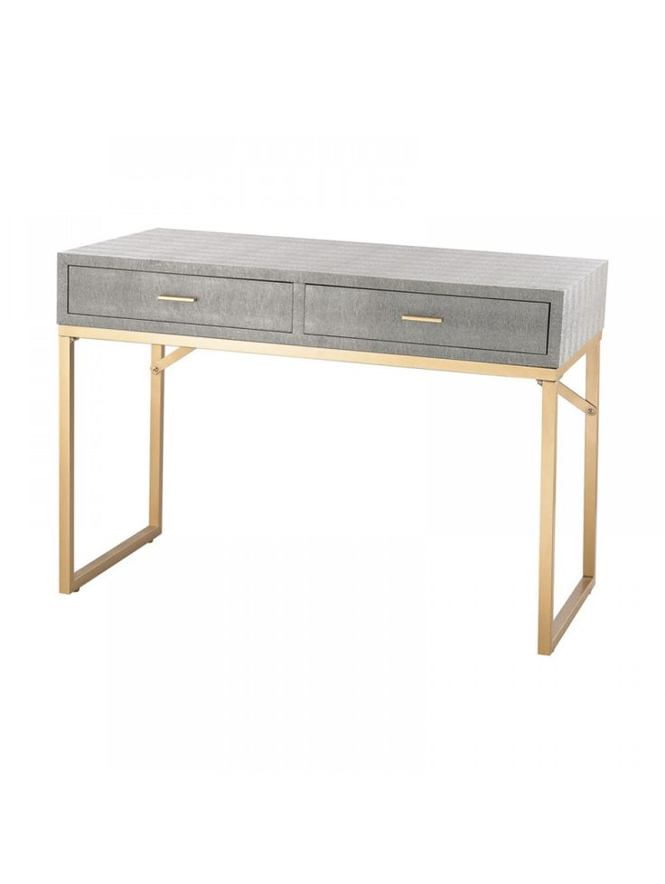 Nicholine Console Table Gray And Gold Gray Console Table Console Table Decorating Console Table