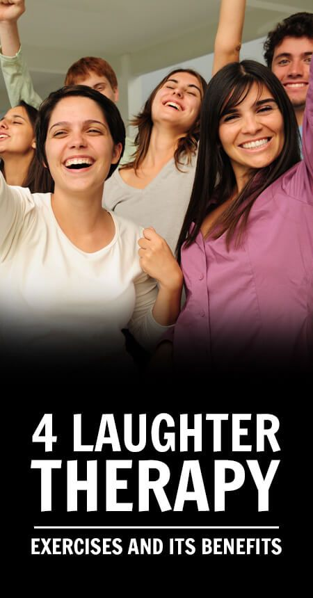 4 Laughter Therapy Exercises And Its Benefits