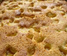 Rezept Obstkuchen mit Joghurt - super saftig von Nina__85 - Rezept der Kategorie Backen süß