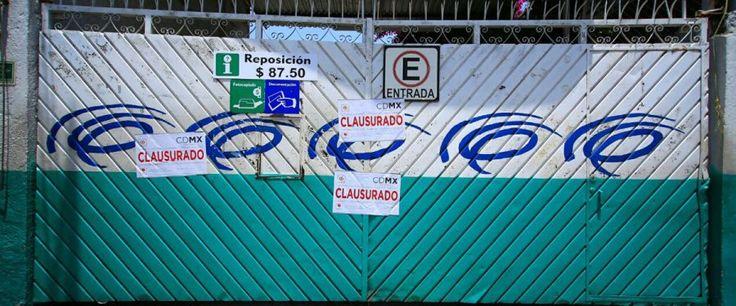 Clausura Gobierno CDMX Verificentros por irregularidades en operación