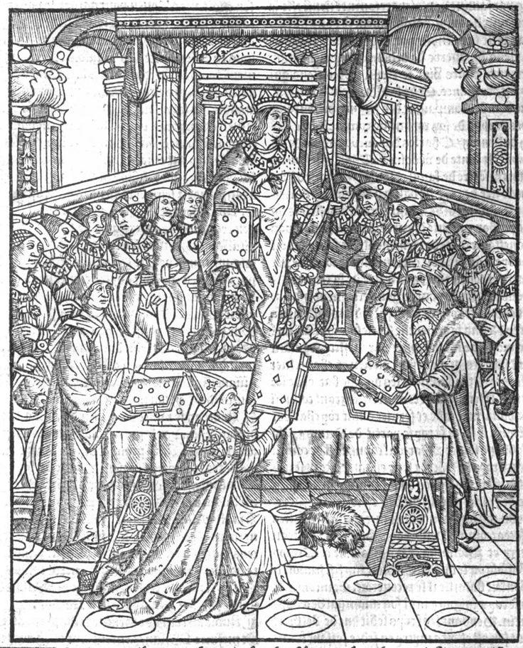 Présentation de livres, 16e siècle #bibliothèque