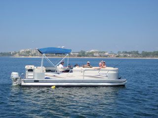 205 best pontoon boats images on pinterest for Panama city beach party boat fishing