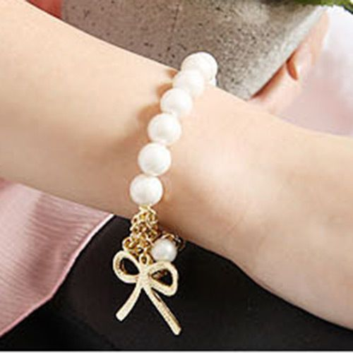 Fashion Women's Bracelet Bangle Silver