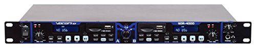 VocoPro SDR4000 Channel Digital Multitrack Recorder
