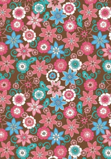 Free printable scrapbook paper (many designs on site)
