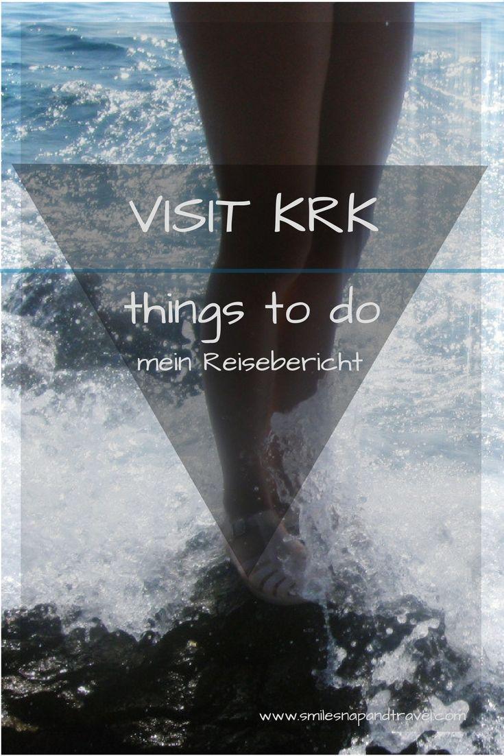 Urlaub auf Krk in Kroatien! Von der Inselhauptstadt nach Baska. Sehenswürdigkeiten und Tipps.