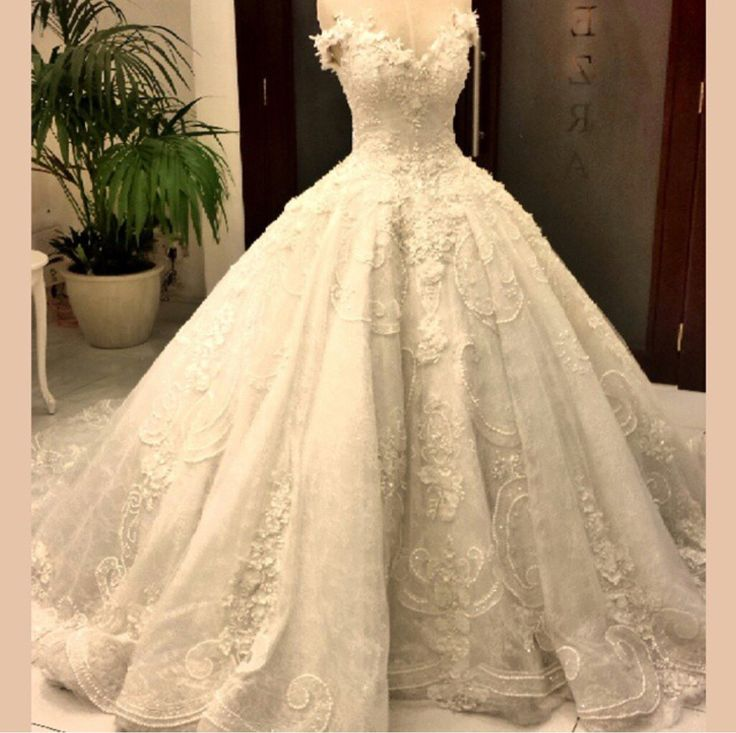 Beautiful ball gown