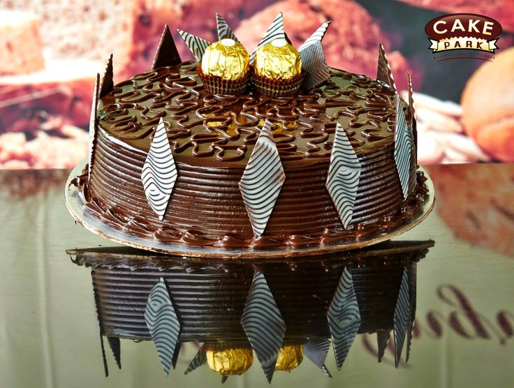 Your can be happy or can stay In bliss but ecstasy Never come & go… Only get relished with soft hazel nut choco mousse and a thin layer of choco sponge poured with sumptuous truffle glaze #Regularfreshcream #Birthdaycakes