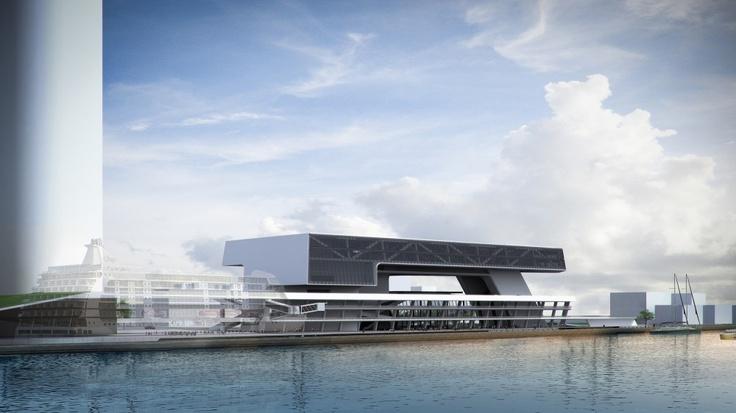 ship architecture design - Google Search