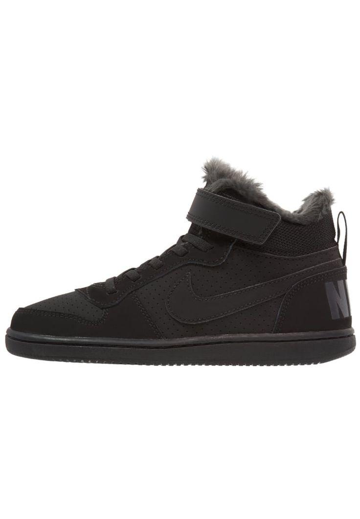 ¡Consigue este tipo de zapatillas altas de Nike Sportswear ahora! Haz clic para ver los detalles. Envíos gratis a toda España. Nike Sportswear Zapatillas altas black/anthracite: Nike Sportswear Zapatillas altas black/anthracite Zapatos     Material exterior: piel/tejido sintético, Material interior: tela, Suela: fibra sintética, Plantilla: tela   Zapatos ¡Haz tu pedido   y disfruta de gastos de enví-o gratuitos! (zapatillas altas, alta, bota, hi-tops, tobillo, hi tops, high, high-tops,...