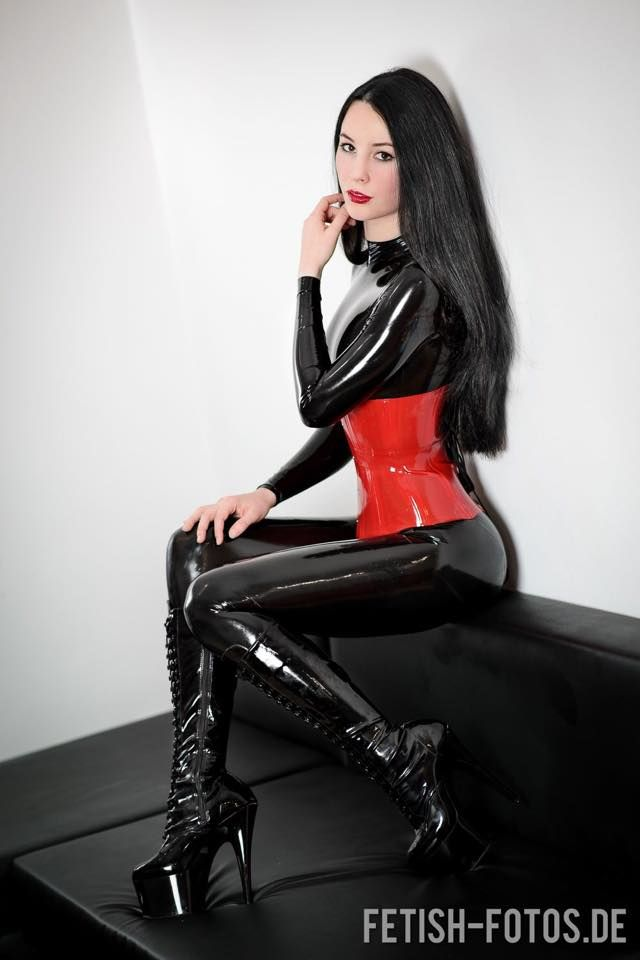 latex fetish sex premium massagen