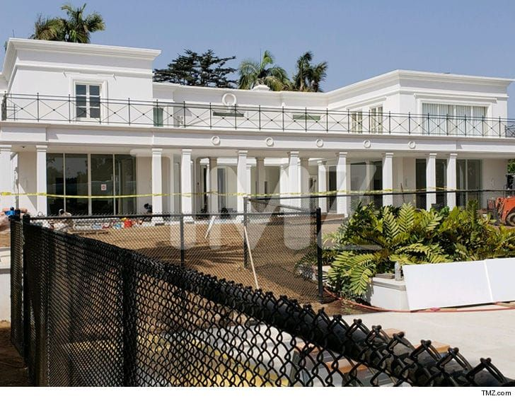Tom Fords Doing Major Renovations To 40 Million Compound Tom Ford